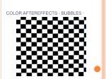 color aftereffects bubbles1