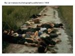 my lai massacre photographs published in 1969