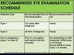 diabetic eye disease key points