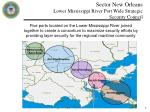 sector new orleans lower mississippi river port wide strategic security council