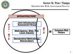 sector st pete tampa infrastructure risk assessment process
