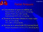 partial pressure1