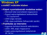 windows xp a dotnet m k d s k zben