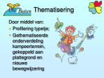 thematisering