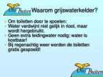 waarom grijswaterkelder
