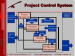 project control system