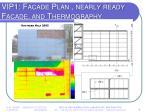 vip1 facade plan nearly ready facade and thermography