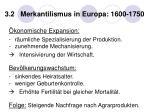 3 2 merkantilismus in europa 1600 17501