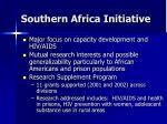 southern africa initiative1