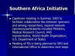 southern africa initiative2
