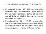 3 2 contratos fijos discontinuos y fijos peri dicos