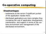 co operative computing1