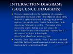 interaction diagrams sequence diagrams2