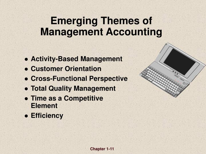 Emerging Themes of