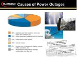 causes of power outages