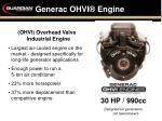 generac ohvi engine