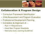 collaboration program design2
