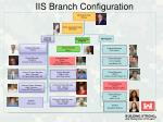 iis branch configuration