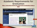 academic requirements for graduation http www doe virginia gov instruction graduation index shtml