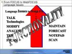 from focus to webfocus language issues2