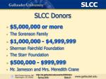 slcc donors
