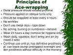 principles of ace wrapping