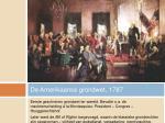 de amerikaanse grondwet 1787