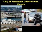 city of richmond general plan update