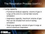 the respiration process cont d3