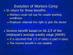 evolution of workers comp2