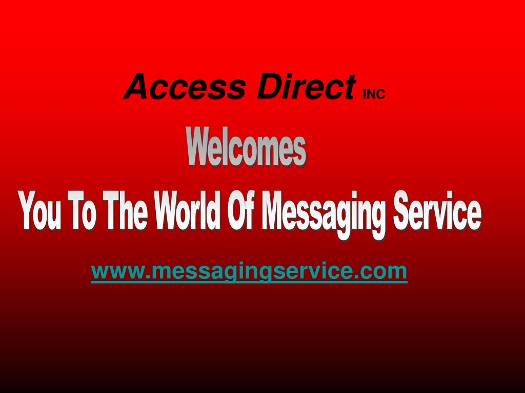 access direct inc l.
