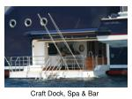 craft dock spa bar