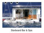 starboard bar spa