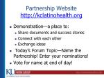 partnership website http kclatinohealth org
