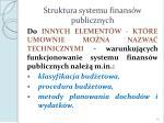 struktura systemu finans w publicznych6