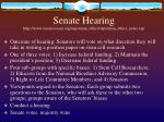 senate hearing http www sciencecases org superman ethics superman ethics notes asp