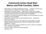 community action head start marion and polk counties salem