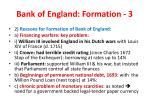bank of england formation 3