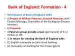 bank of england formation 4