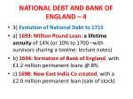 national debt and bank of england 4