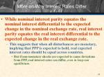 more on why interest rates differ2