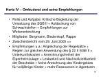 hartz iv ombudsrat und seine empfehlungen