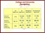 college and university recognition3