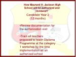 how maynard h jackson high school will be authorized and reviewed5