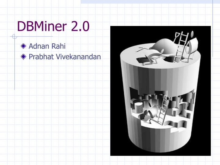 dbminer 2 0 n.