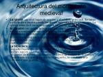 arquitectura del monasterio medieval