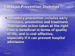 facts on prevention diabetes3