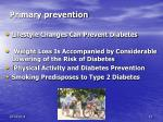 primary prevention1
