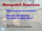 nonpoint sources