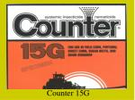 counter 15g